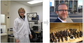 How Did a Scientist Become Principal Timpanist of the MET Orchestra?